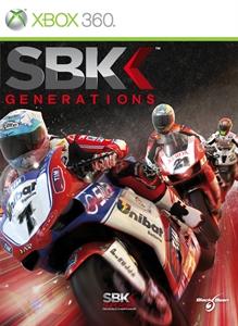 Portada de SBK Generations
