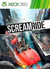 Portada de ScreamRide
