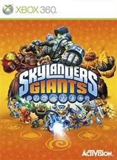 Portada de Skylanders Giants