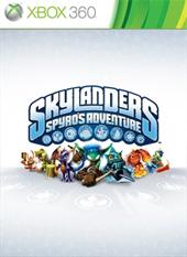 Portada de Skylanders Spyro's Adventure
