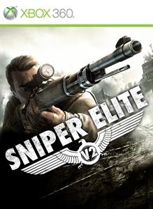 Portada de Sniper Elite V2