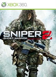 Portada de Sniper Ghost Warrior 2