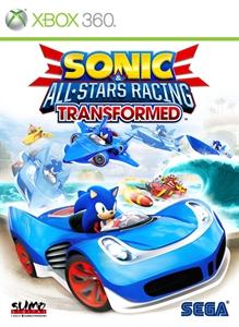 Portada de Sonic & All-Stars Racing Transformed