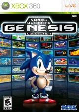 Portada de Sonic's Ultimate Genesis Collection
