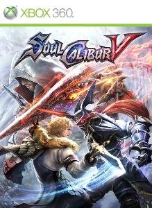 Portada de SoulCalibur V