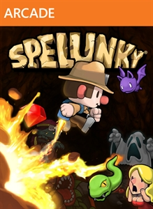 Spelunky Games With Gold de julio