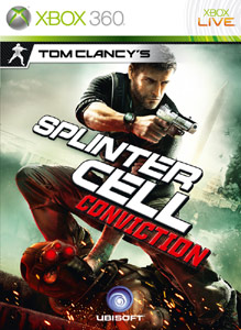 Portada de Splinter Cell Conviction
