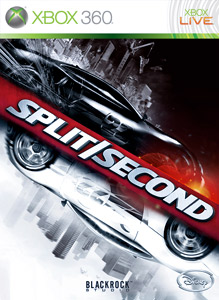 Portada de Split/Second