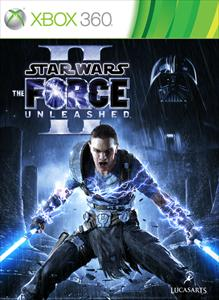 Portada de Star Wars: The Force Unleashed II