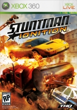 Portada de Stuntman: Ignition