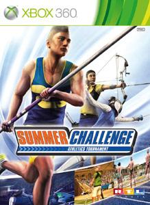 Portada de Summer Challenge