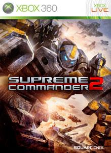 Portada de Supreme Commander 2