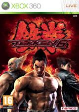 Portada de Tekken 6