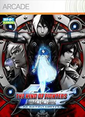 Portada de The King of Fighters 2002: Unlimited Match