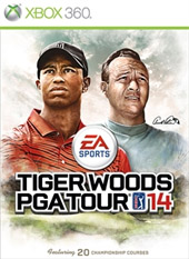 Portada de Tiger Woods PGA Tour 14