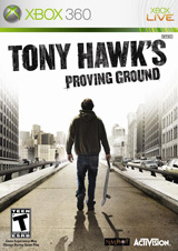 Portada de Tony Hawk's Proving Ground