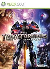 Portada de Transformers: Rise of the Dark Spark