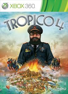 Portada de Tropico 4