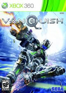 Vanquish Games With Gold de abril