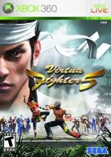 Portada de Virtua Fighter 5