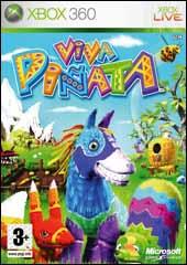 Portada de Viva Piñata