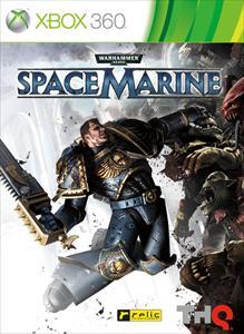 Portada de Warhammer 40,000: Space Marine