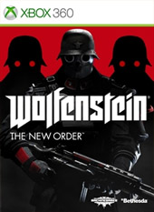 Portada de Wolfenstein: The New Order