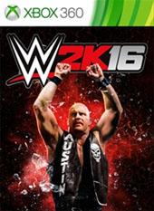 Portada de WWE 2k16