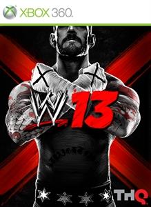 Portada de WWE '13