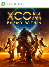 Portada de XCOM: Enemy Within