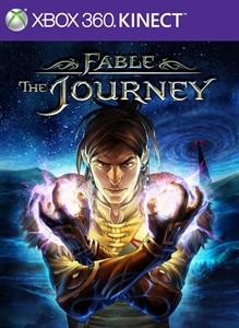 Portada de Fable: The Journey