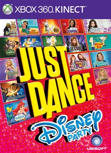 Portada de Just Dance: Disney Party