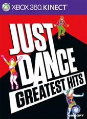 Portada de Just Dance Greatest Hits