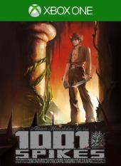 Portada de 1001 Spikes