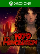 Portada de 1979 Revolution: Black Friday