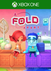 Portada de A Fold Apart