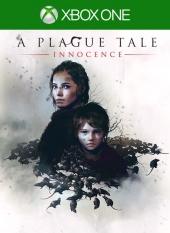 Portada de A Plague Tale: Innocence