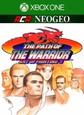 Portada de ACA NEOGEO: Art of Fighting 3