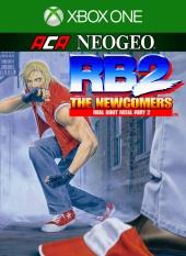 Portada de ACA NEOGEO: Real Bout Fatal Fury 2