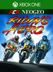 Portada de ACA NEOGEO: Riding Hero