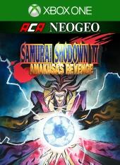 Portada de ACA NEOGEO: Samurai Shodown IV