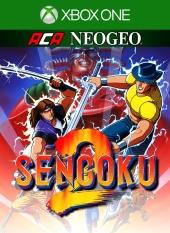 Portada de ACA NEOGEO: Sengoku 2