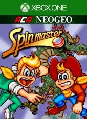 Portada de ACA NEOGEO: Spin Master
