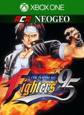 Portada de ACA NEOGEO: The King of Fighters '95