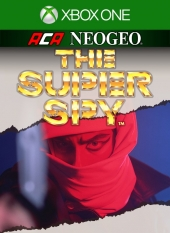 Portada de ACA NEOGEO: The Super Spy