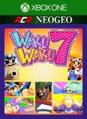 Portada de ACA NEOGEO WAKU WAKU 7