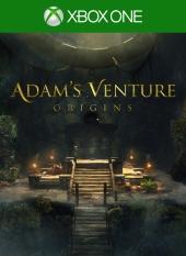 Portada de Adam's Venture: Origins