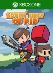 Portada de Adventures of Pip