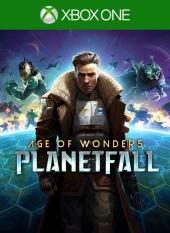 Portada de Age of Wonders: Planetfall