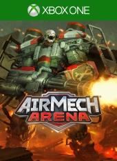 Portada de Airmech Arena